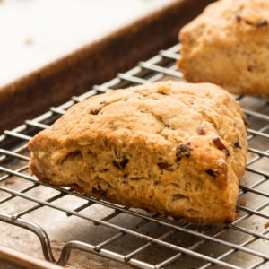 Baked goods –  cookies, muffins <br>or bread